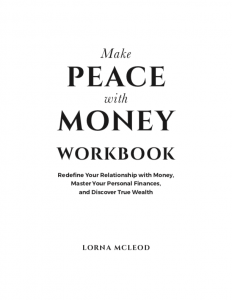 Make Peace with Money Workbook